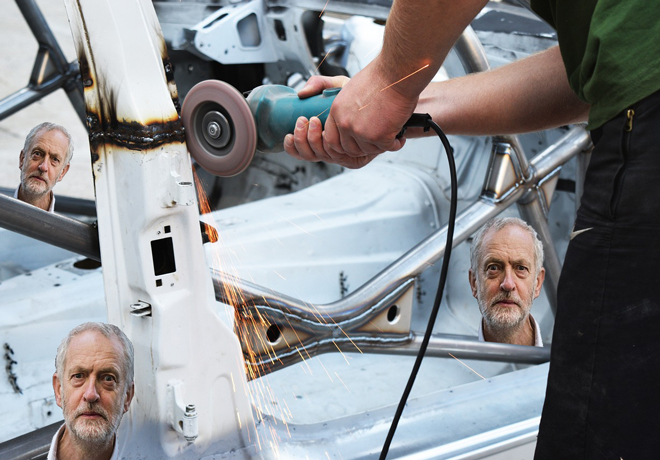 Jeremy Corbyn to speak at National Manufacturing Conference