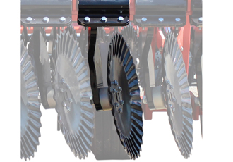 Looking at specific bearings for agricultural machinery