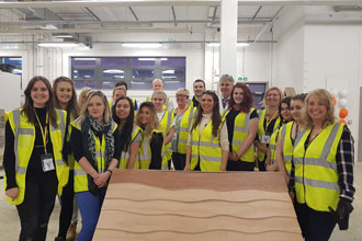Women construction leaders inspired following event