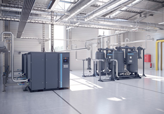 New oil-free VSD compressor has 15% lower energy consumption