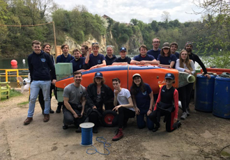 Students learn from failure ready for 2019 Submarine Races