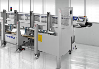 Industry 4.0-enabled bar feeding