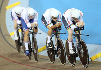 The first official chain supplier for the GB cycling team announced