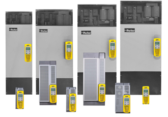 Drive series now offered with power ratings up to 450kW