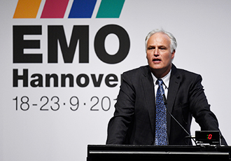 EMO Hannover 2019 is taking off