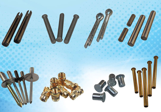 From rivets to pins and weld studs to all other fasteners