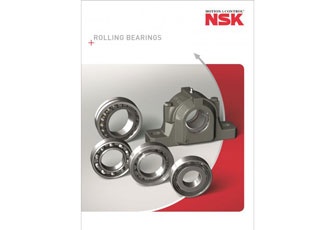 The newly released and updated rolling bearings catalogue
