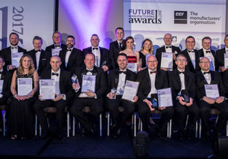 Manufacturing celebrates industry stars