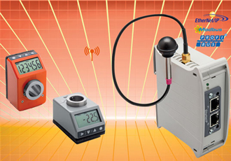 Wireless spindle positioning system speeds accurate machine set up