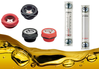 Level monitoring accessories simplify hydraulic systems