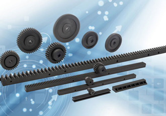 New modular Racks and Spur gears from Elesa