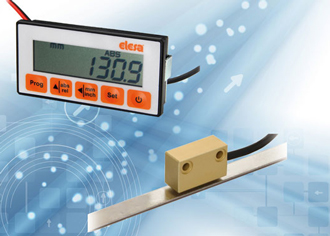 Non-contact magnetic measuring system speeds machinery processes