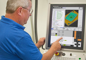 New touch screen controls on show at MACH 2018