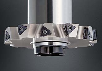 High level of accuracy with side milling cutter