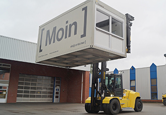 Logistics solutions in motion at ELA Container