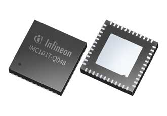 High performance motor control IC series for major home appliances