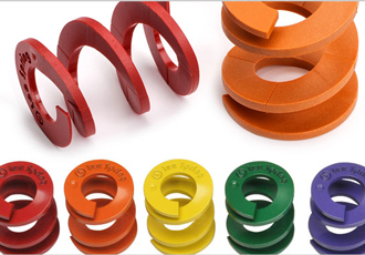 Plastic springs offer non-magnetic benefits