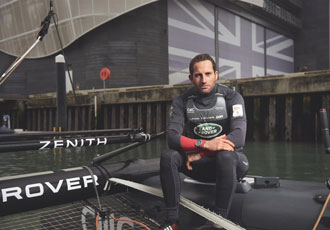 Olympic sailor will open MACH 2018