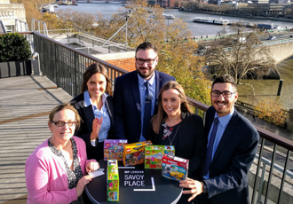 IET Venues builds festive spirit with LEGO initiative