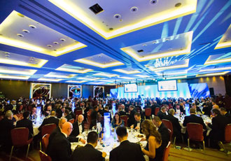 MTA Annual Dinner Sets the scene for MACH 2018