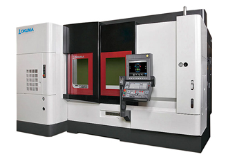 Prismatic machining, turning and grinding centres on show at MACH