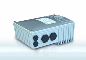 Robust frequency inverter for process engineering