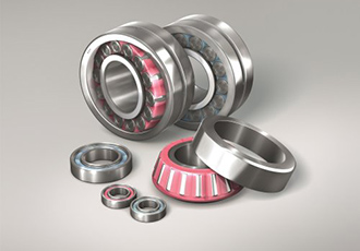 Moulded-Oil bearings offer long life at food plants
