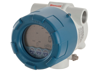 Explosion proof flow monitor utilises finger proximity