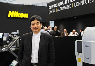 Nikon opens up about its strategic focus on Quality 4.0