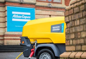 Atlas Copco expands in power and energy sectors