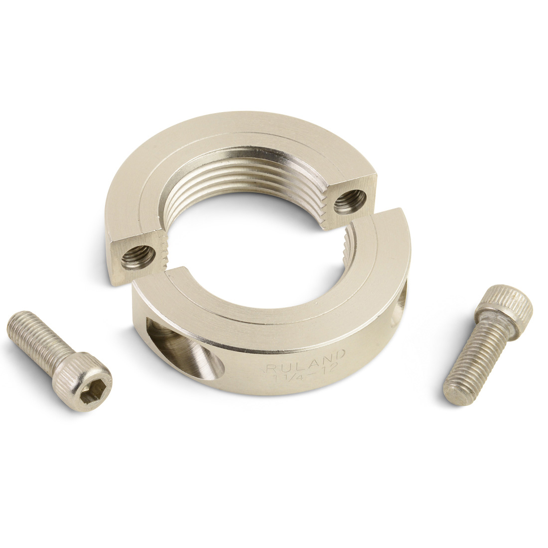 Mountable shaft collars can be used in a wide varirty of applications
