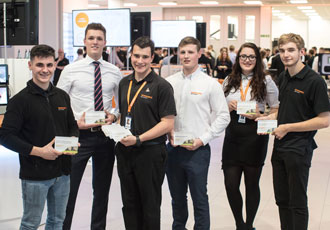 Engineering company on the hunt for record number of apprentices