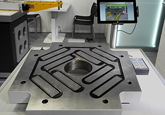Joint venture company promotes high-temperature magnetic clamping