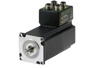 New Ethernet protocol for integrated servo motors