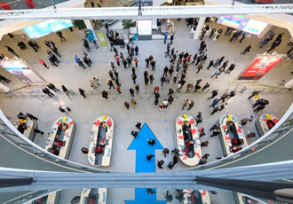 Spectrum of smart and digital automation at SPS IPC Drives 2018