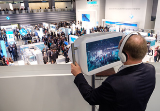 Experience the world of smart and digital automation at SPS IPC Drives