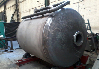 The way to create bespoke pressure vessels