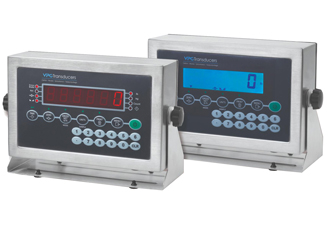 New comprehensively equipped weighing indicator models