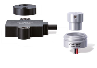 Non-contacting angle encoders models offer a wide range of options