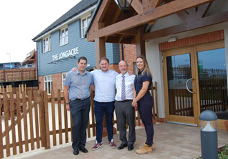 Firms cheers to Skelton pub completion