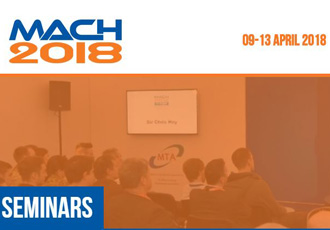 MACH launches its 2018 seminar programme