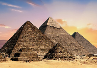 What have the pyramids taught the engineering sector?