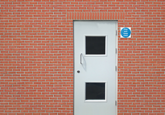 Are pedestrian doors in workplaces earning their worth?