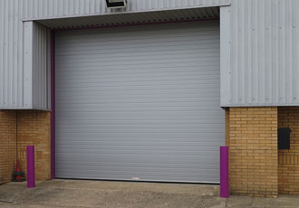 Should you calculate U-Values for loading bay doors?