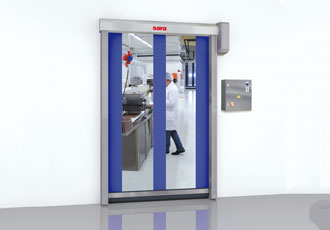Opening the door to improved temperature control in food processing