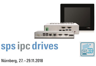 SPS IPC Drives: Industrial computers, touch panels and AI computers