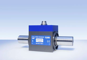 Torque sensor enables demanding static and dynamic measurements