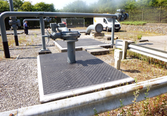 Replacing concrete recess covers with safer GRP composite alternatives