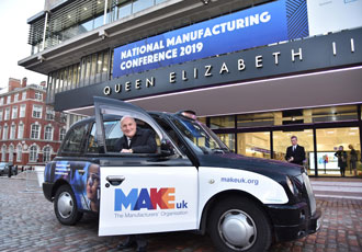 EEF is now MAKE UK as annual conference proves future is no clearer