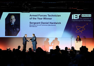 Nominations opened for the IET Achievement Awards 2019